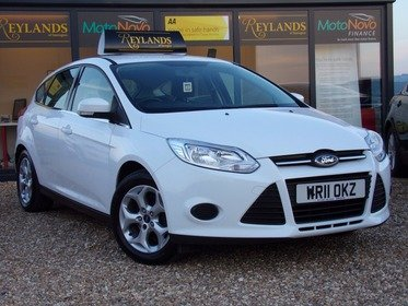Ford Focus 1.6 TDCI EDGE 115PS