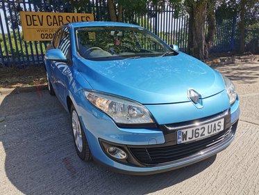 Renault Megane 1.5 dCi ECO Expression + 5dr
