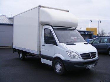 Mercedes Sprinter 313 CDI LWB