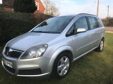 Vauxhall Zafira CLUB 1.8 Automatic
