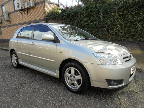 Toyota Corolla 1.6 VVT-I COLOUR COLLECTION
