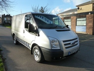 Ford Transit T280 Trend Low Roof 125ps
