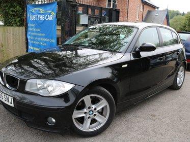 BMW 1 SERIES 118d SPORT 2.0