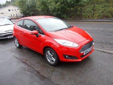 Ford Fiesta 1.25 ZETEC 82PS  - BUY NO DEPOSIT £36 A WEEK