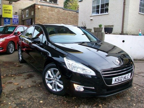 Peugeot 508 1.6 HDI 112 ACTIVE