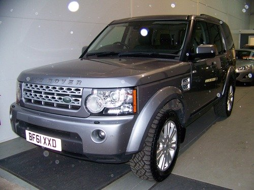 Land Rover Discovery 3.0 SDV6 XS 7 SEAT 4WD AUTO