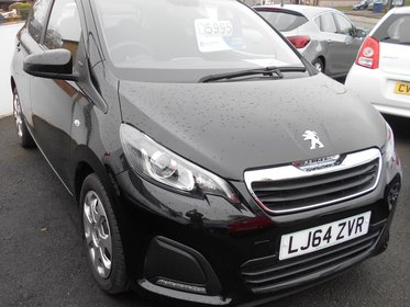 Used Peugeot cars for sale Swansea | Second hand Peugeot cars ...
