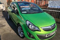 Vauxhall Corsa EXCITE AC/FULL SRVICES HISTORY