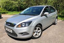Ford Focus 1.6 Style Auto