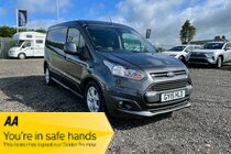 Ford Transit Connect 240 LIMITED P/V