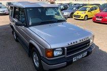 Land Rover Discovery TD5 E
