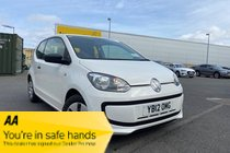 Volkswagen Up TAKE UP- UP UP & AWAY...Excellent Build Quality - Smooth Drive & Economical - Affordable Running Costs - FULL VW SERVICE HISTORY