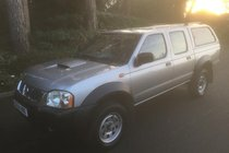 Nissan Pick Up DCB 4X4 P/U