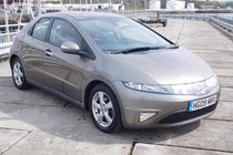 Honda Civic 2.2 I-CTDI ES
