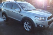 Chevrolet Captiva VCDI LTZ AUTOMATIC 4x4 7 Seater