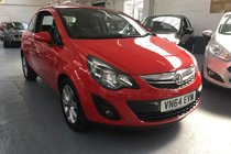 Vauxhall Corsa 1.2 EXCITE AC ONLY 33650 MILES!!