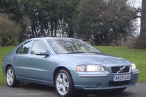 Volvo S60 D5 (185 bhp) SE