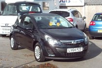 Vauxhall Corsa S ECOFLEX 1.0 29,000 MILES SERVICE HISTORY £30 ROAD TAX LOW INSURANCE