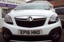 Vauxhall Mokka 1.4T SE 140 6SP AUTOMATIC