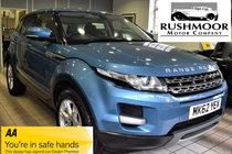 Land Rover Range Rover Evoque SD4 PURE S
