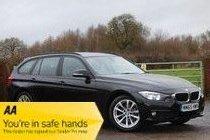 BMW 3 SERIES 316d SE TOURING [SAT NAV+P/SENSORS]