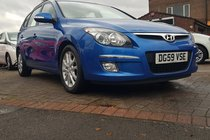 Hyundai I30 1.6 CRDi Style 5dr p/x welcome LOVELY ESTATE CAR, DRIVES NICE