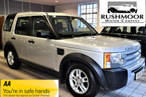 Land Rover Discovery TDV6 7 SEATS