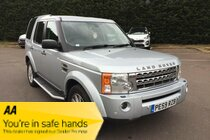 Land Rover Discovery TDV6 SE E4 - STRONG - RELIABLE - FANTASTIC CONDITION INSIDE & OUT - GREAT 4X4 - 7 SEATS