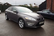 Ford Mondeo TITANIUM TDCI FULL SERVICE HISTORY ! GR8 SPEC ! 99% FINANCE APPROVAL !