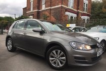 Volkswagen Golf SE TSI BLUEMOTION TECHNOLOGY DSG  (s/s)