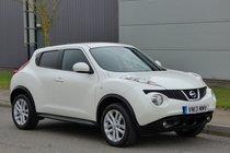 Nissan Juke Acenta Premium 1.5 dCi