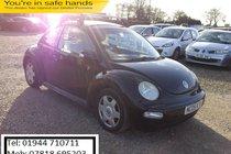 Volkswagen Beetle TDI 100BHP