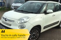 Fiat 500L MULTIJET LOUNGE DUALOGIC  EXCEPTIONAL EXAMPLE OF THIS MOST SOUGHT AFTER AUTO £20 TAX