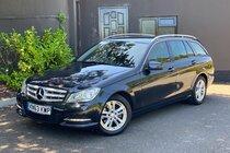 Mercedes C Class C200 CDI BLUEEFFICIENCY EXECUTIVE SE