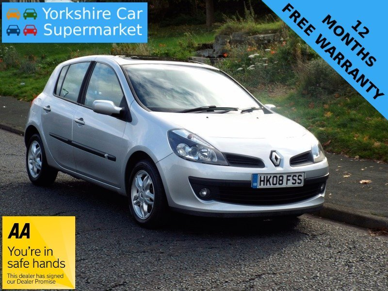 renault clio 1 2 turbo 100 tce dynamique new mot trade car outlet ltd trading as yorkshire car. Black Bedroom Furniture Sets. Home Design Ideas