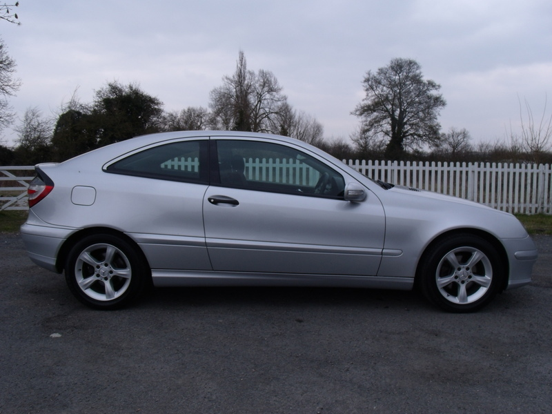 Mercedes Benz C Class C200 CDI SE SPORTS