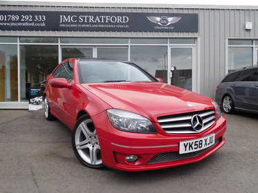 Mercedes CL CLC200 Kompressor Sport Quick And Easy Finance 6.9% APR Representative