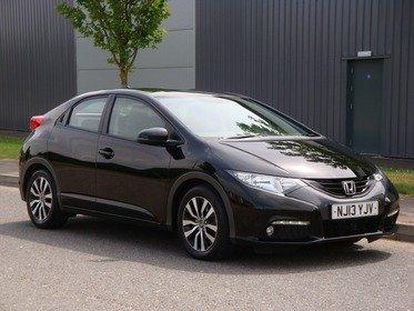 Honda Civic 1.6 I-DTEC EX