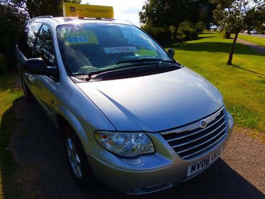 Chrysler Grand Voyager 2.8 CRD EXECUTIVE XS