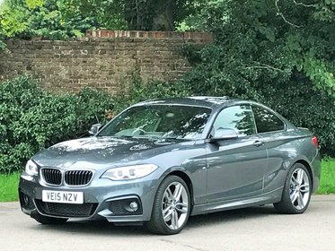 BMW 2 SERIES 2.0 220d M SPORT