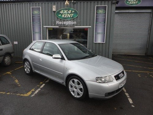 Audi S3 Quattro 3dr 1.8 WITH 270 BHP & GREAT CONDITION!!