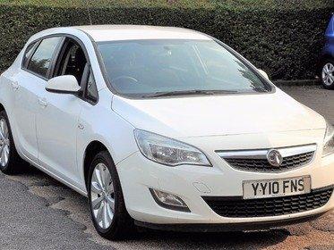 Vauxhall Astra 1.4I 16V VVT EXCLUSIV 100PS