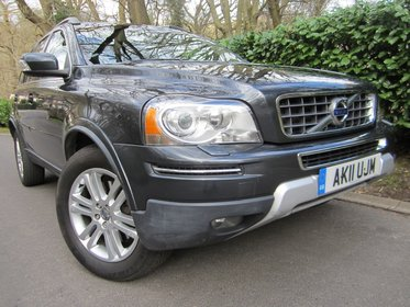 Volvo XC90 D5 AWD (200 bhp) SE LUX PREMIUM Geartronic