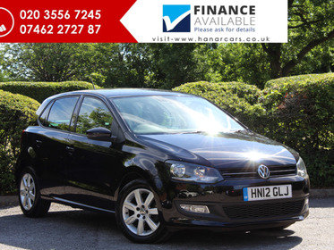 Volkswagen Polo 1.2 MATCH 60PS