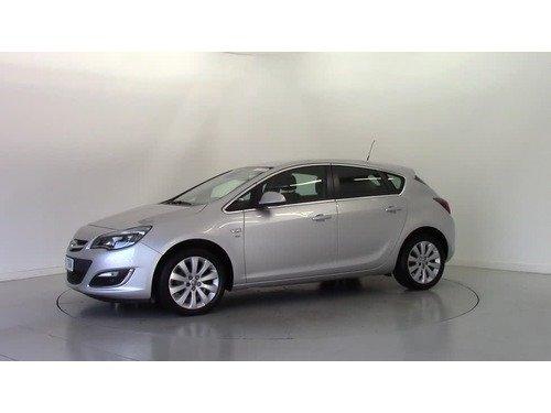Vauxhall Astra 1.6I 16V VVT SE 115PS