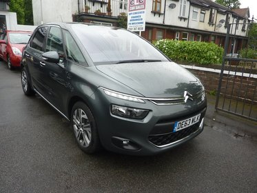 Citroen C4 Picasso 1.6 E-HDI 115 AIRDREAM EXCLUSIVE