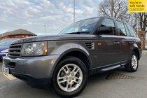 Land Rover Range Rover Sport TDV6 S used car in grey