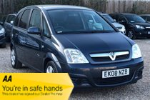 Vauxhall Meriva BREEZE 16V