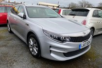 Kia Optima CRDI 2 ISG