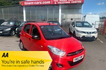Hyundai I10 CLASSIC ONLY 33817 MILES SERVICE HISTORY 2 FORMER LOCAL OWNERS AIR CON RADIO CD USB AUX ONLY £20 FOR 1 YEARS ROAD TAX